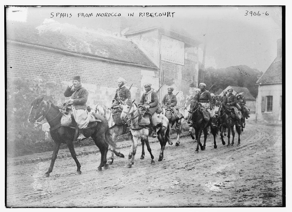 Les Goumiers Marocains (de 1908 à 1956 ) - Page 8 14007739714_8e6aeb87e3_o
