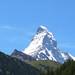 Matterhorn Walliser Alpen Schweiz