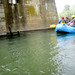 White water rafting with a lot of history