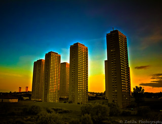 Tomorrow these Red Road flats get demolished, end of an era | by Z0L1TA