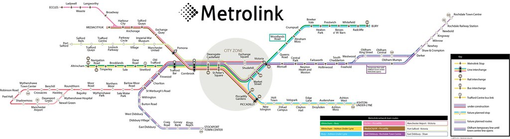 Manchester Metrolink - Wikipedia