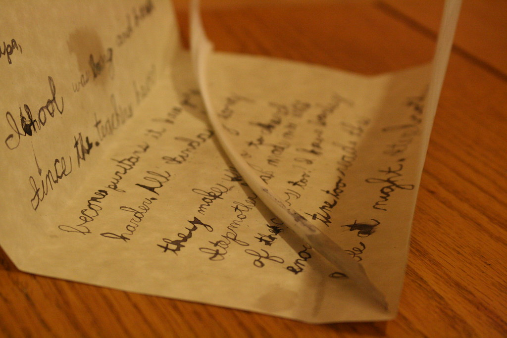 Quill Writing April 9 - Quill Writin...