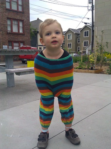 The Rainbow Tooth pantsuit | by .Ariel
