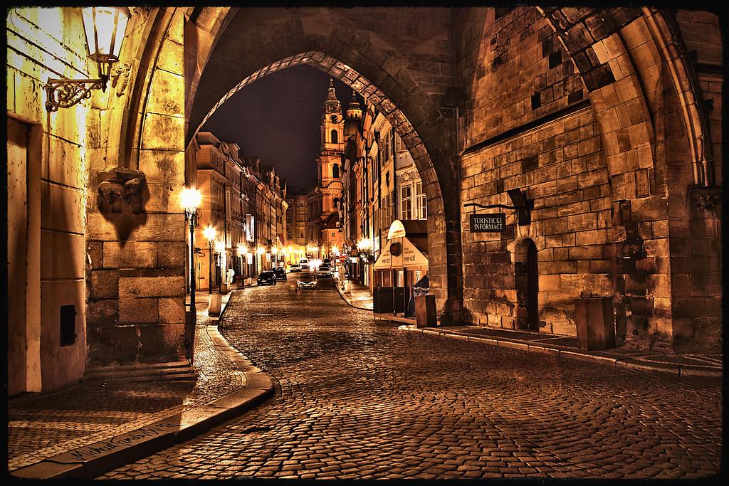 old tram prague street - photo #36