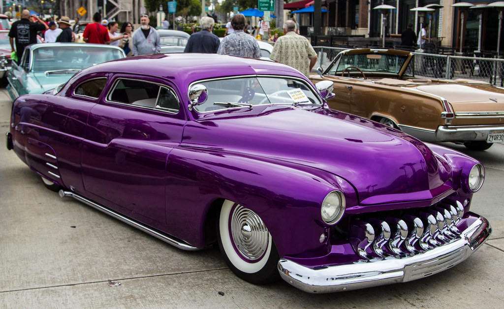 1951 Mercury Coupe | 2012 Culver City Car Show ...