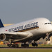 9V-SKN Singapore Airlines Airbus A380-841