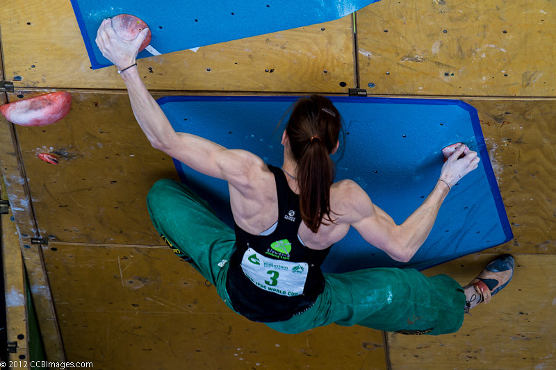 Rock climberists - grip strength | Singletrack Magazine