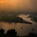 Koblenz – most beautiful corner where Rhein and Mosel river meet