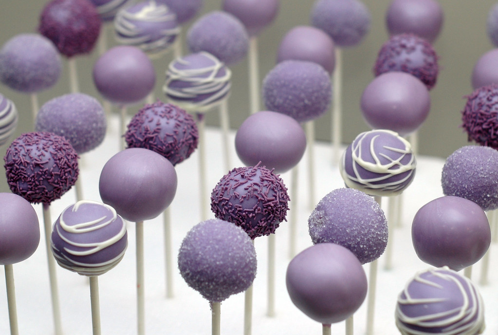 Cute Cake Pops For Baby Shower