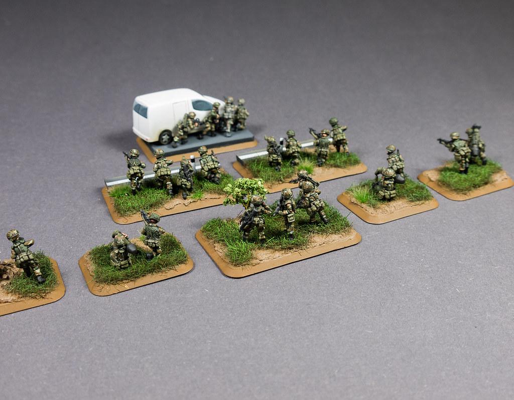 Team Yankee US Infantry