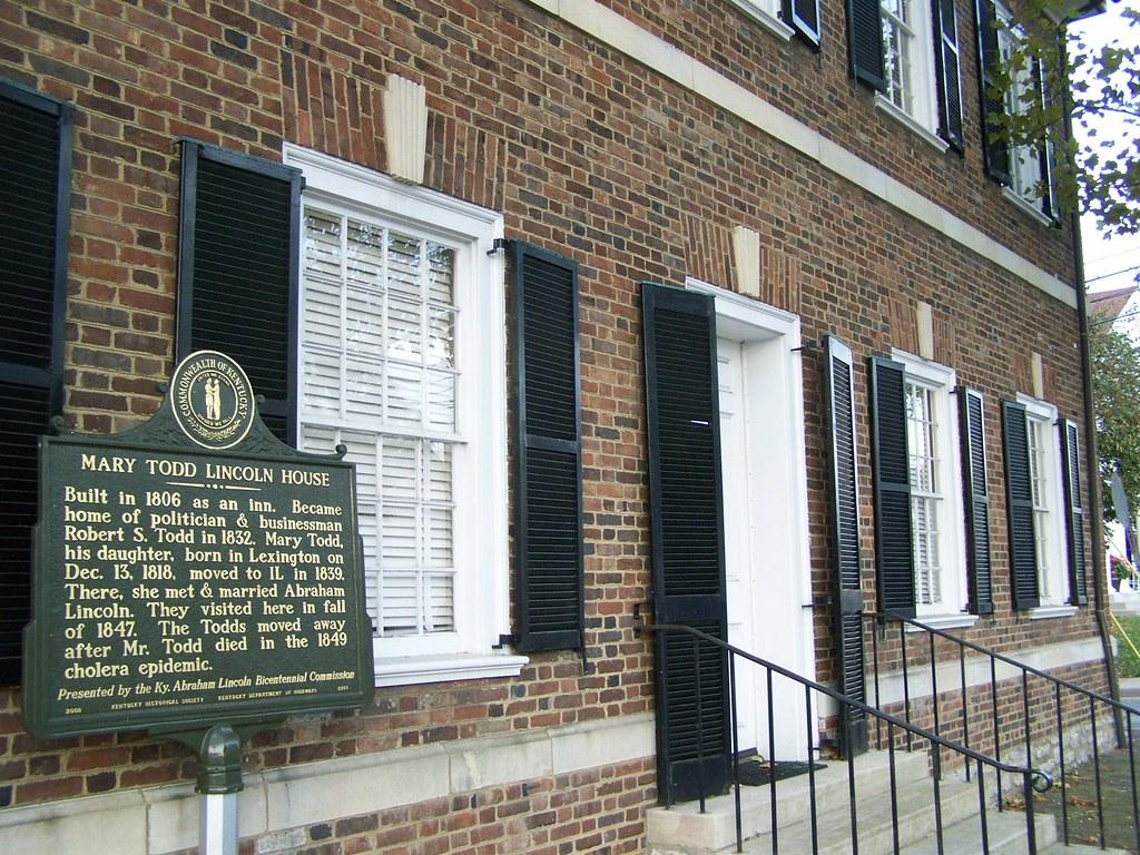 Mary Todd Lincoln House Lexington Ky 3 Nrhp