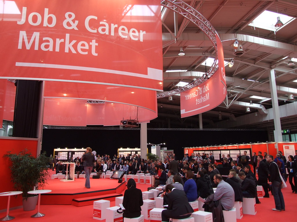 hannover messe job career market markunti flickr. Black Bedroom Furniture Sets. Home Design Ideas