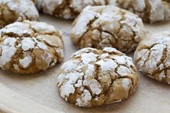 Brown Sugar Crinkles