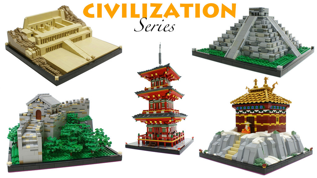 Civilization Series Now On Lego Cuusoo Ancient World