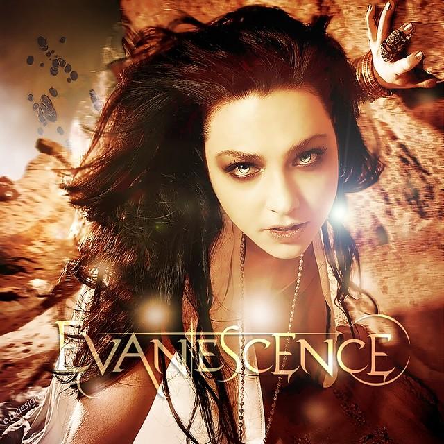Evanescence - Evanescence  Fanmade Album Cover Evanescence Album Cover 2013