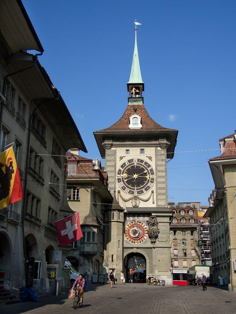 Zytglogge Tower, Bern ...