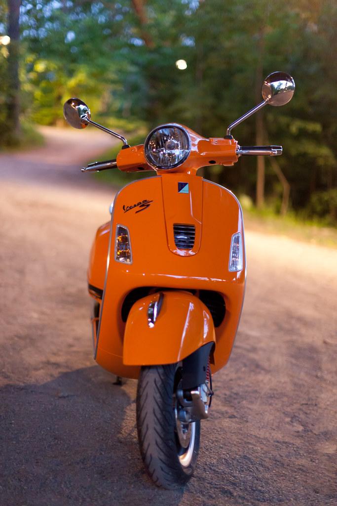Vespa 300 Gts Super Sport Jimmy Flink Flickr