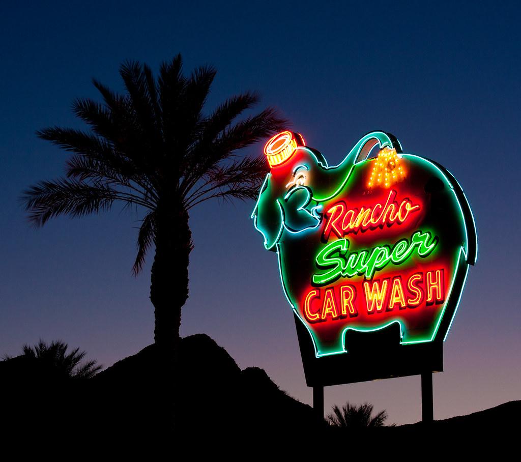 Super Car Wash National City