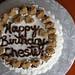 Doggie Birthday cake!