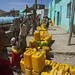 Lack of water in Harar, Ethiopia