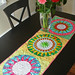 New York Beauty table runner