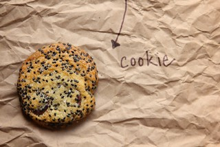 chocolate sesame cookies | by joy the baker