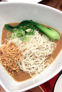 Shi Lin Noodles with Sesame and Peanut Sauce | by Food Reviews Manila