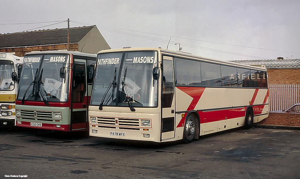 Pathfinder Mason, Willenhall, West Midlands   Volvo B10M-60 …   Flickr