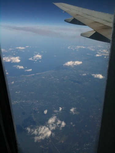 CDG-IAD: somewhere over Northeast US | by brownpau