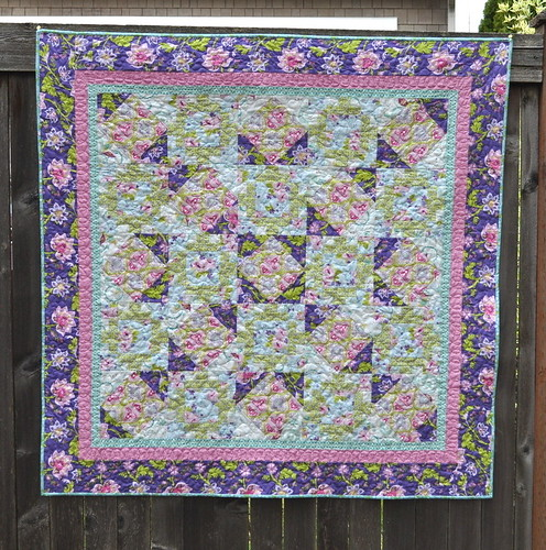 spring promise quilt | by vickivictoria