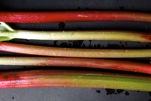 pretty stalks of rhubarb, at last | by smitten kitchen
