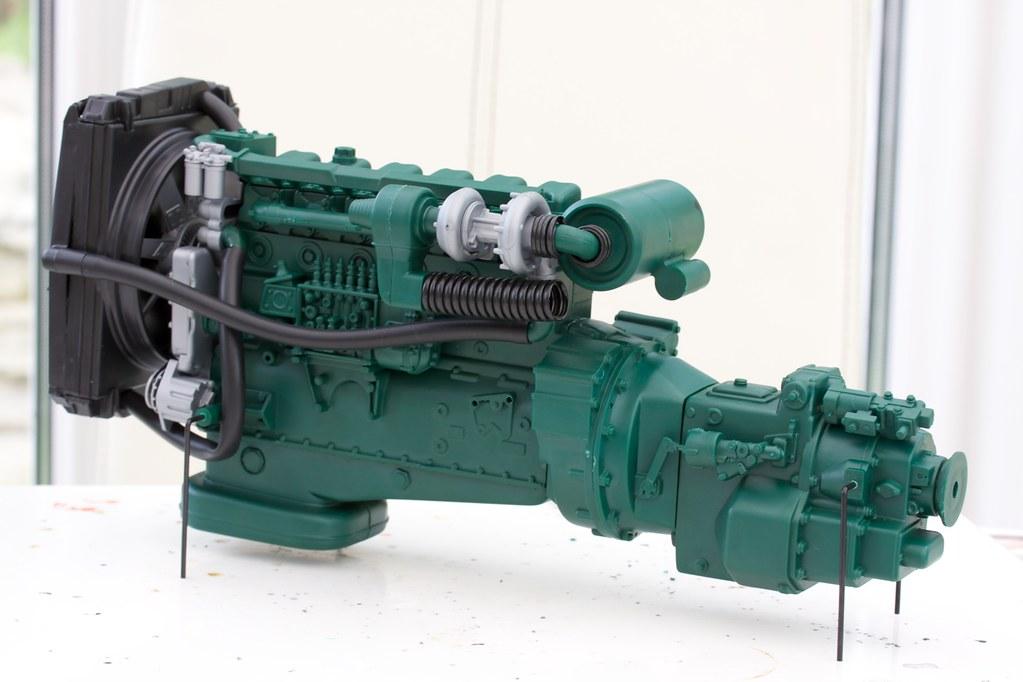 Pocher Volvo F16 Engine 6 | timothy barnes | Flickr