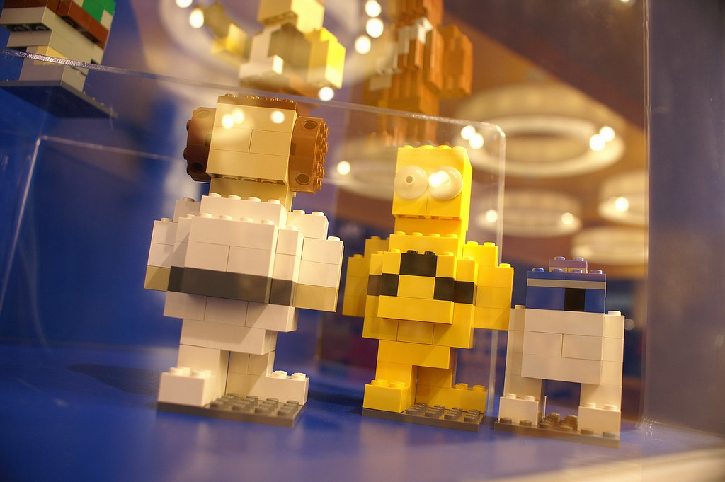 lego branding community