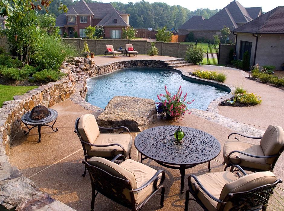 Memphis Pool Natural Swimming Pool Getwell Tn Memph Flickr