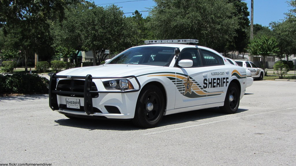 Hillsborough County Sheriff 2012 Dodge Charger If You