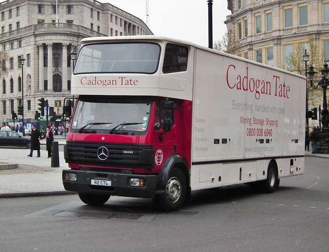 London Food Trucks Locations