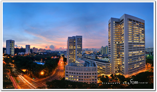 Singapore HDB | by fiftymm99