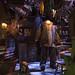 Hut stage - Harry Potter Studio