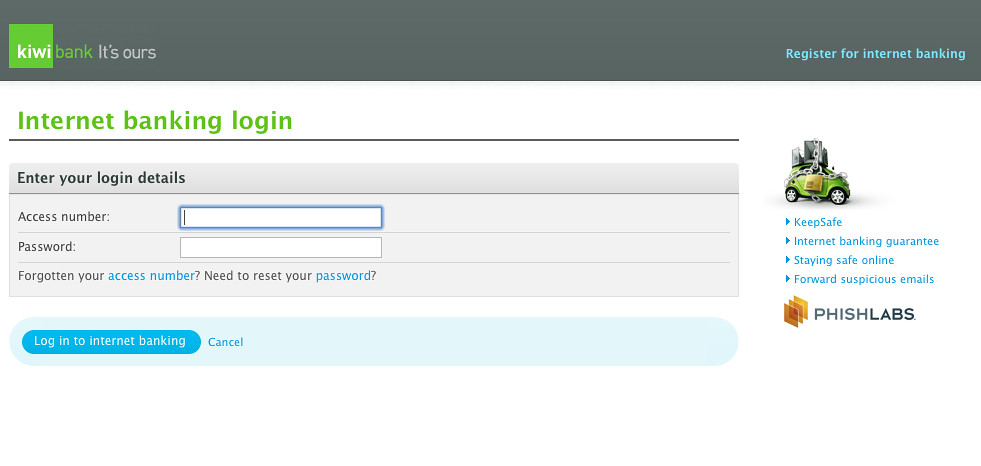 Login - Kiwibank Internet Banking   Uploaded with Skitch ...