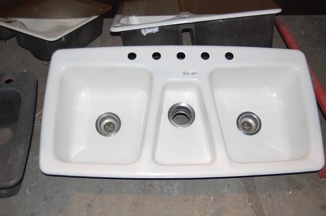 Kitchen Double Sinks Uk