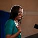 Michelle Obama in Philadelphia — June 6th