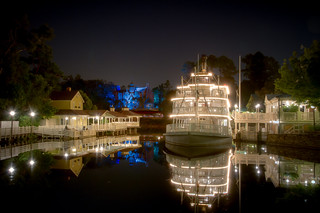 Magic Kingdom - Floating on a Mirror | by Jeff Krause Photography