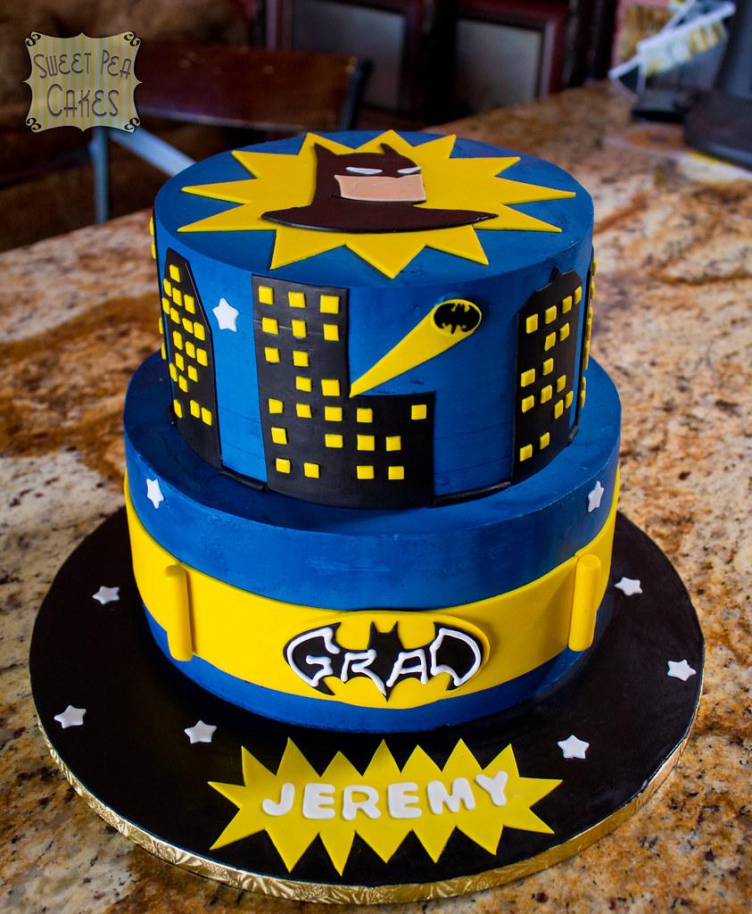 Tier Batman Cake