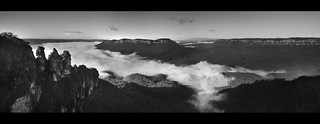 3 Sisters Panorama || KATOOMBA | by rhyspope