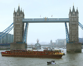 Queen's Diamond Jubilee River Thames Pageant | by Defence Images