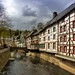 Monschau, the idyllic town in the Eifel