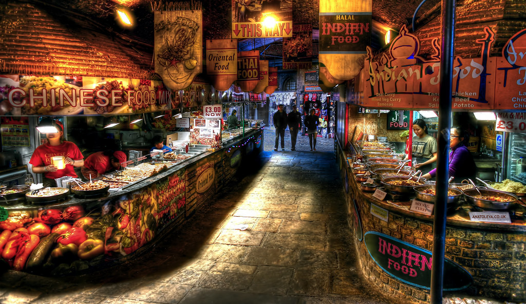 Food Market Stalls Uk
