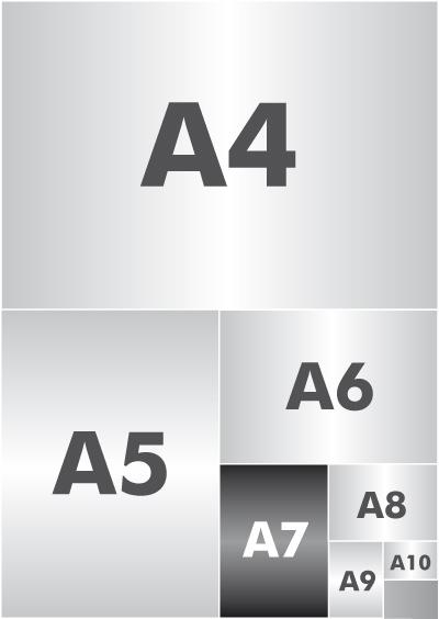 A8 Papier   defeestvilla