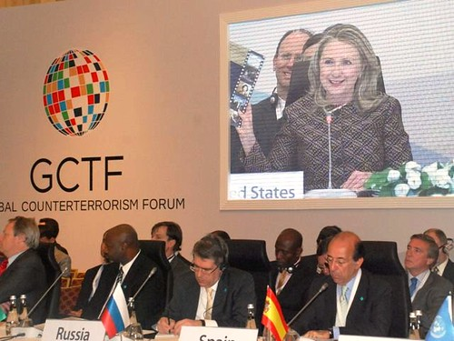 Secretary Clinton Delivers Remarks at Global Counterterrorism Forum | by U.S. Department of State