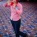 Zoroko as Movie Ramona Flowers from Scott Pilgrim vs. the World at ACen 2012